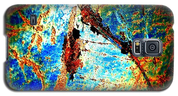 Galaxy S5 Case featuring the photograph Urban Abstract by Christiane Hellner-OBrien