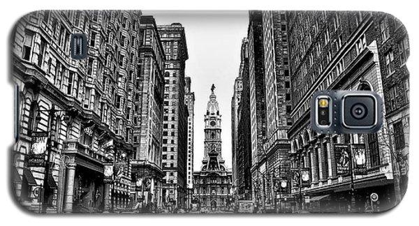 Urban Canyon - Philadelphia City Hall Galaxy S5 Case