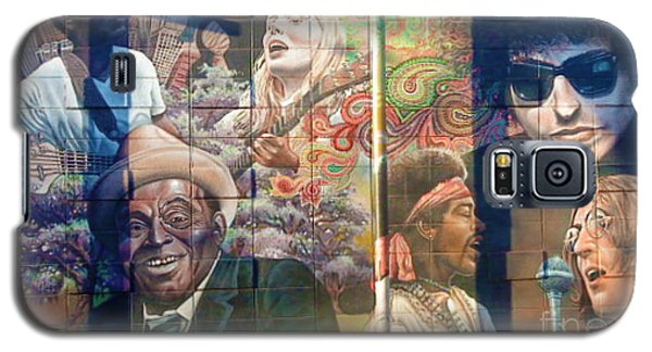 Galaxy S5 Case featuring the photograph Urban Graffiti 3 by Janice Westerberg