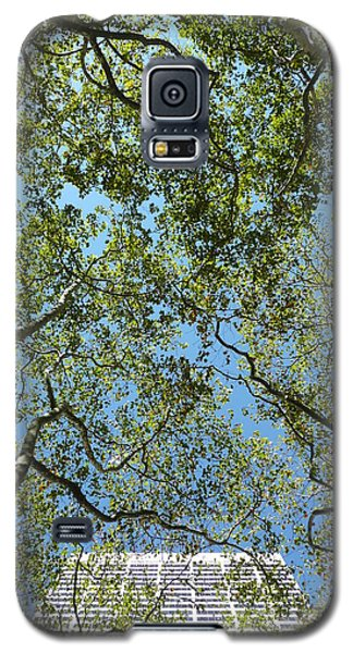 Urban Growth Galaxy S5 Case