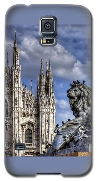 Urban Jungle Milan Galaxy S5 Case