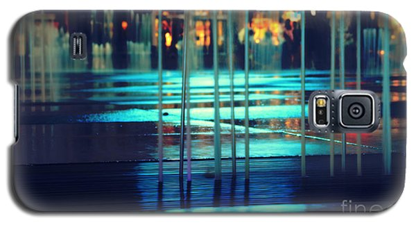 Urban Night Life Galaxy S5 Case by Charline Xia