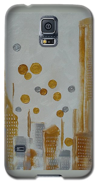 Urban Polish Galaxy S5 Case by Judith Rhue