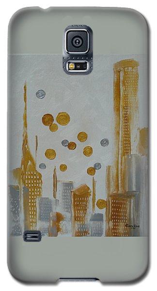 Urban Polish Galaxy S5 Case by Judith Rhue