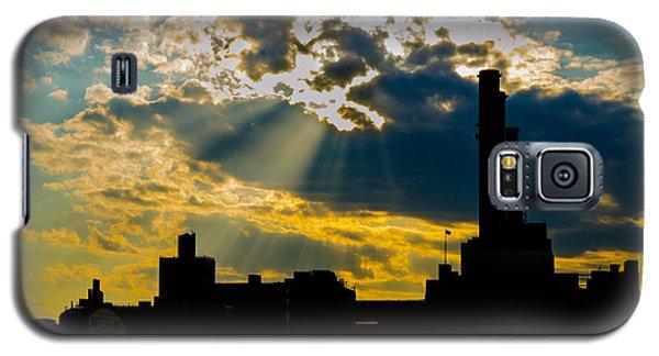 Urban Silhouette Galaxy S5 Case