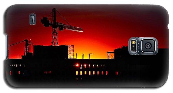 Urban Sunrise Galaxy S5 Case