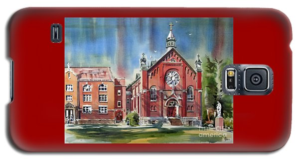 Ursuline Academy With Doves Galaxy S5 Case by Kip DeVore