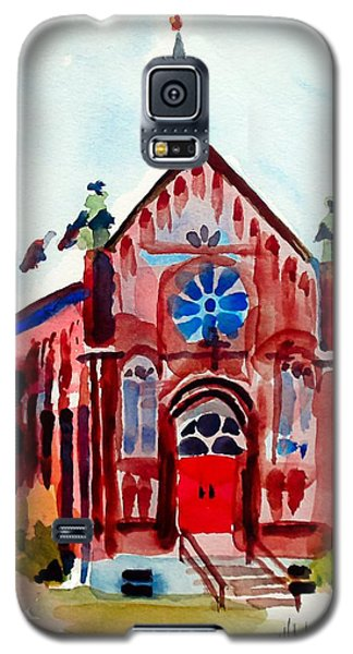 Ursuline II Sanctuary Galaxy S5 Case