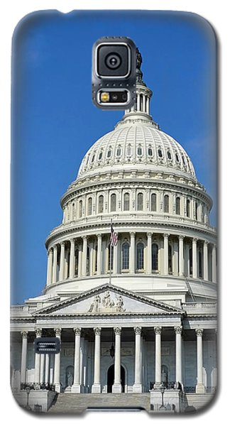 Us Capitol Building Galaxy S5 Case