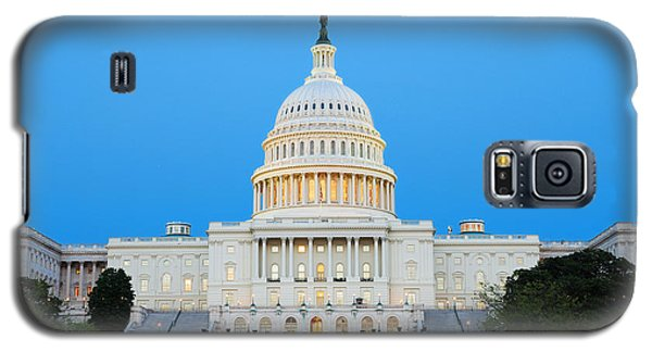 Us Capitol In Washington Dc. Galaxy S5 Case