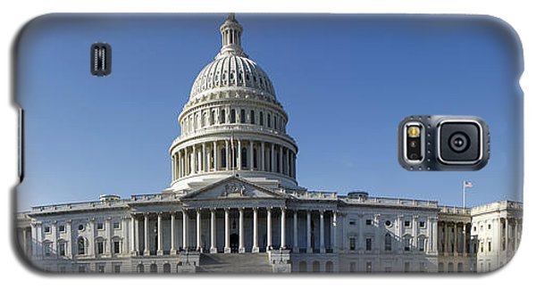 Us Capitol Panorama Galaxy S5 Case