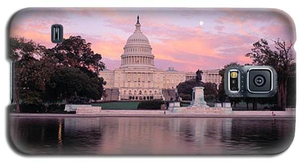 Us Capitol Washington Dc Galaxy S5 Case by Panoramic Images