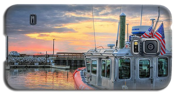 Us Coast Guard Defender Class Boat Galaxy S5 Case