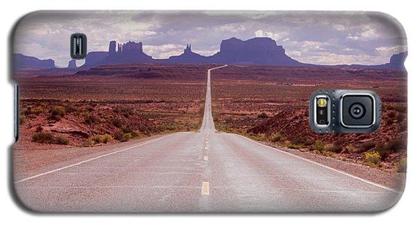 Us Highway 163 Galaxy S5 Case