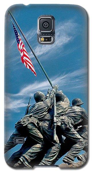 Us Marine Corps War Memorial Galaxy S5 Case