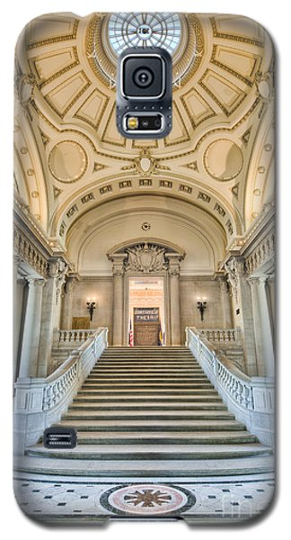 Us Naval Academy Bancroft Hall I Galaxy S5 Case