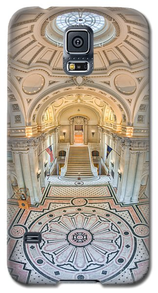 Us Naval Academy Bancroft Hall IIi Galaxy S5 Case