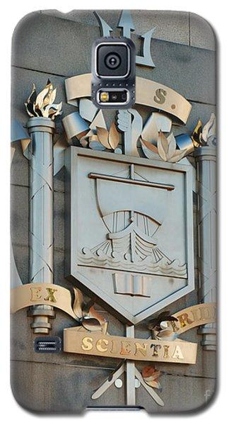Us Naval Academy Insignia Galaxy S5 Case