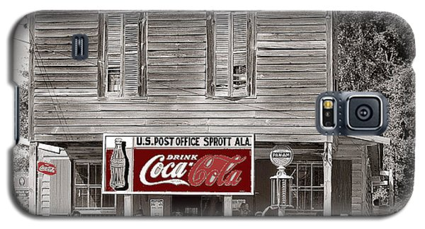 U.s. Post Office General Store Coca-cola Signs Sprott  Alabama Walker Evans Photo C.1935-2014. Galaxy S5 Case by David Lee Guss