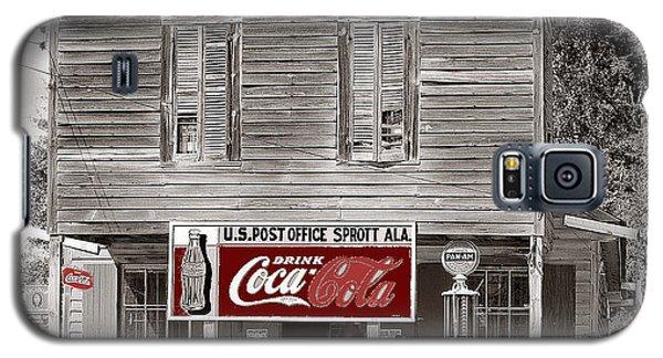 U.s. Post Office General Store Coca-cola Signs Sprott  Alabama Walker Evans Photo C.1935-2014. Galaxy S5 Case