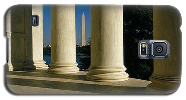 Usa, District Of Columbia, Jefferson Galaxy S5 Case by Panoramic Images