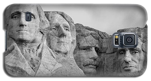 Usa, South Dakota, Mount Rushmore, Low Galaxy S5 Case
