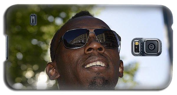 Usain Bolt - The Legend 1 Galaxy S5 Case