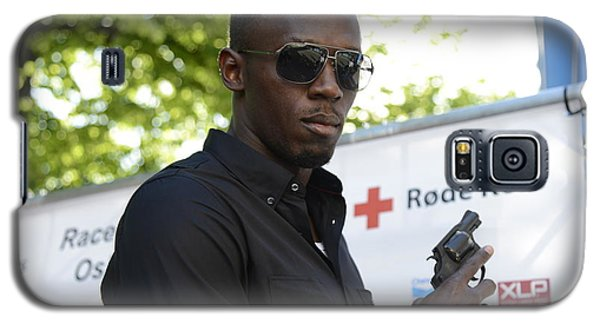 Usain Bolt - The Legend 4 Galaxy S5 Case