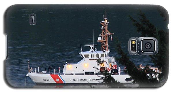 Uscgc Blue Shark Galaxy S5 Case