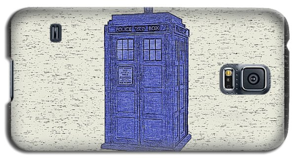 Used Time Machine Galaxy S5 Case