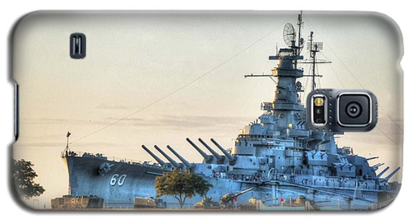 Uss Alabama Galaxy S5 Case