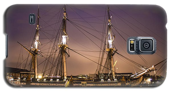 Uss Constitution Boston   Galaxy S5 Case