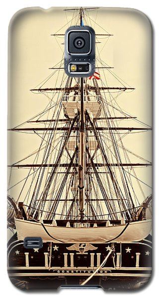 Uss Constitution Galaxy S5 Case