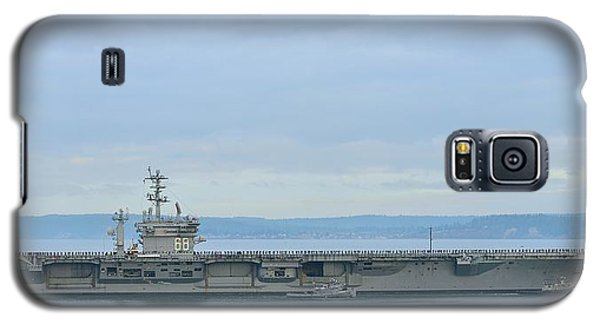 Uss Nimitz Galaxy S5 Case