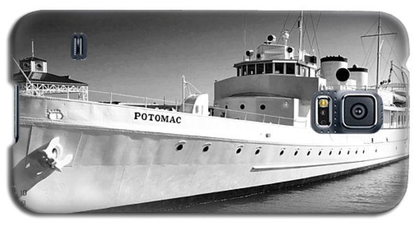 Uss Potomac Galaxy S5 Case