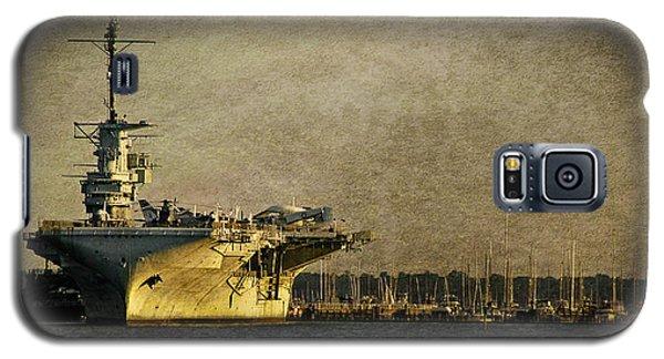 Uss Yorktown Cv10 Galaxy S5 Case