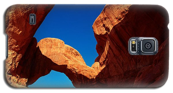 Utah - Double Arch Galaxy S5 Case