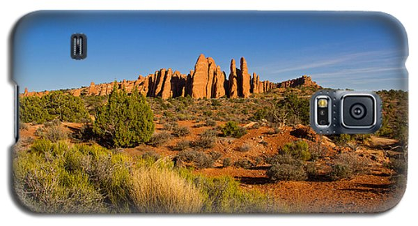 Utah Sunset Galaxy S5 Case