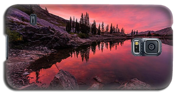 Utah's Cecret Galaxy S5 Case by Chad Dutson