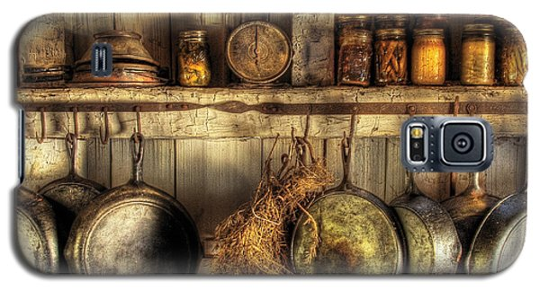 Utensils - Old Country Kitchen Galaxy S5 Case