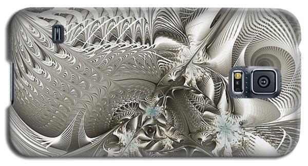 Utopia-fractal Art Galaxy S5 Case