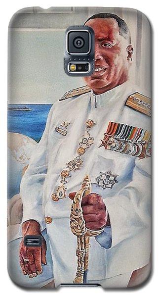 V Adm Johannes Refiloe Mudimu Galaxy S5 Case