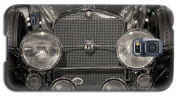 V16 Caddy Galaxy S5 Case by Randall  Cogle