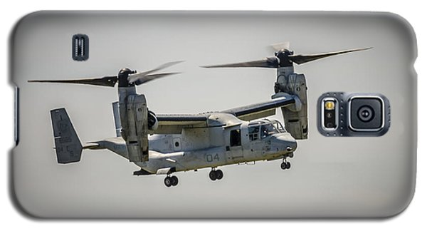 V22 Osprey Galaxy S5 Case by Bradley Clay