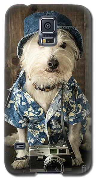 Vacation Dog Galaxy S5 Case