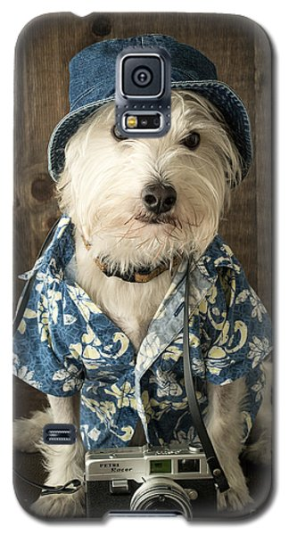 Vacation Dog Galaxy S5 Case