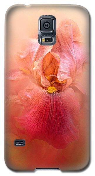 Valentine Iris Galaxy S5 Case