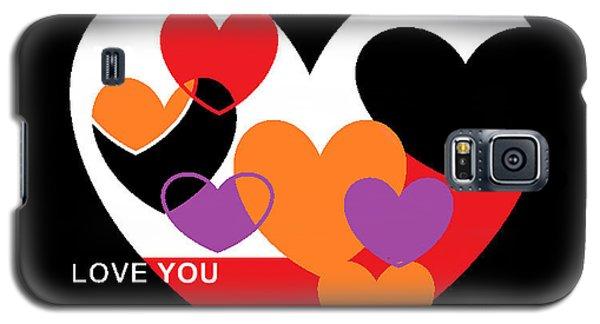 Valentine's Day Galaxy S5 Case by Andrew Drozdowicz