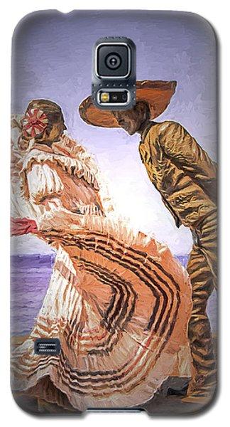 Vallarta Dancers Galaxy S5 Case