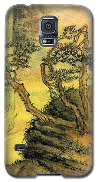 Valley Echo Galaxy S5 Case by Ping Yan
